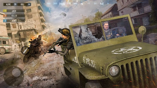 Fire Free Battleground Survival Firing Squad Mod Apk (GOD MODE) 9