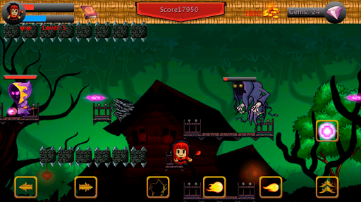 escape of the witch screenshot 3