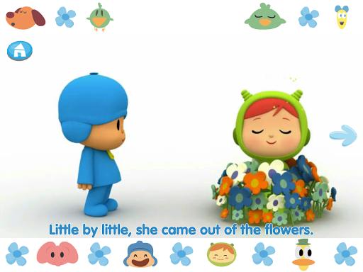 Pocoyo meets Nina - Storybook screenshots 11