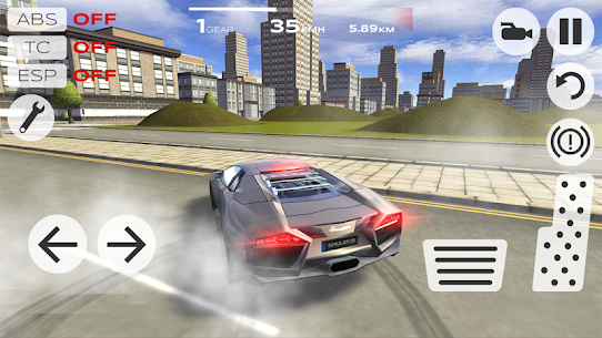 Descargar Extreme Car Driving Simulator APK (2021) {Último Android y IOS} 1