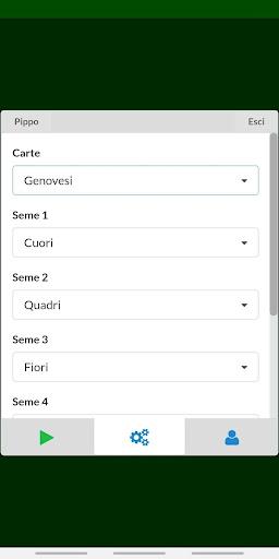 Briscola Chiamata 1.0.12 screenshots 2
