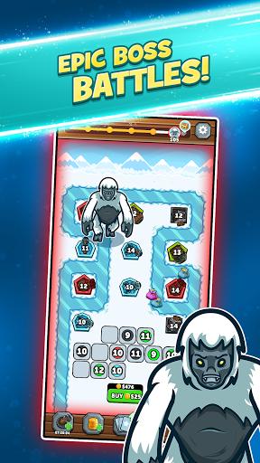 Merge Kingdoms - Tower Defense apkpoly screenshots 5