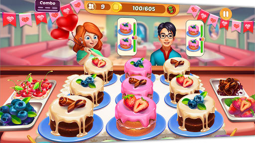 Cooking Crush: New Free Cooking Games Madness 1.3.7 screenshots 1