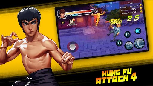 Kung Fu Attack 4 - Shadow Legends Fight 1.2.8.1 screenshots 4