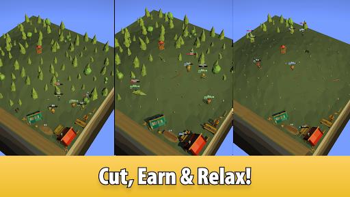 Wood Inc. - 3D Idle Lumberjack Simulator Game 1.1.3 screenshots 2