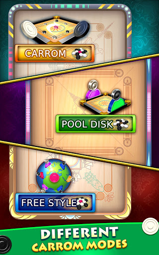 World Of Carrom : 3D Board Game apkpoly screenshots 7