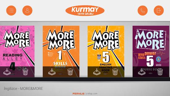 Kurmay Mobil Ku00fctu00fcphane 2.3.21 Screenshots 2