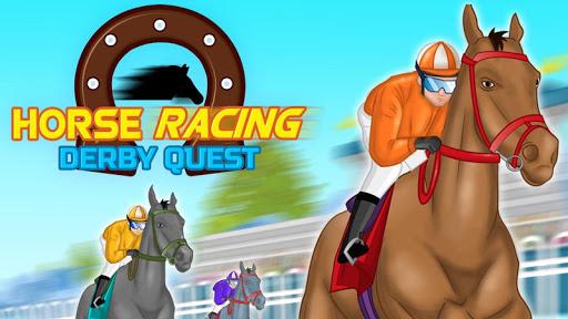Horse Racing : Derby Quest 13 screenshots 2