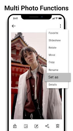 Photo Gallery & Album android2mod screenshots 4