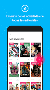 Whakoom ¡Organiza tus cómics! Screenshot