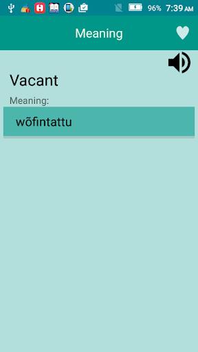 English to Hausa Dictionary  Paidproapk.com 3