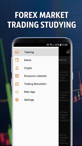 Forex Tutorials - Forex Trading Simulator  Screenshots 4