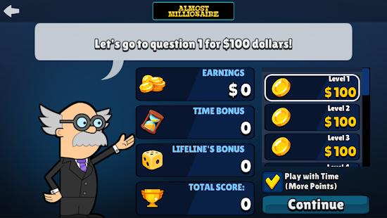 Almost Millionaire screenshots 4