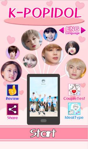 K-POP Idol Find Game apklade screenshots 1