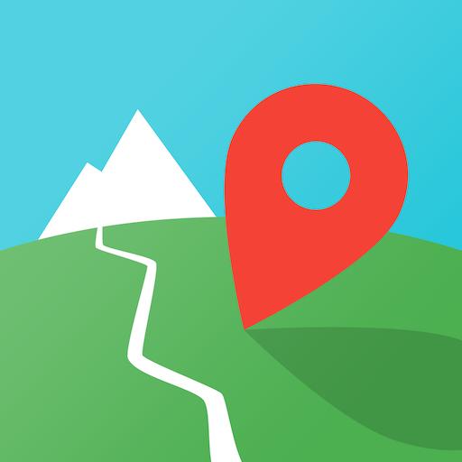 E-walk senderismo y excursionismo offline