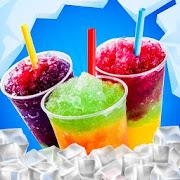 Frozen Slush Ice Candy - Rainbow Slushy Food Maker