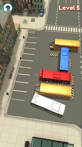 Parking Jam Bus 3D  screenshots 12