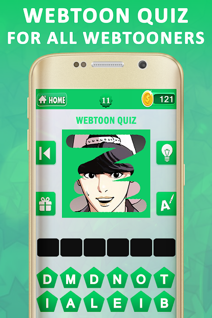 Captura 9 de Webtoon Quiz para android