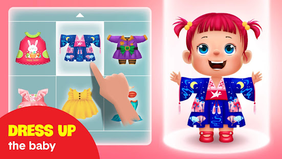 Baby care game for kids screenshots 4