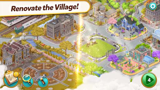 Mystery Match Village apktram screenshots 4
