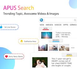 APUS Launcher: Theme Launcher screenshot thumbnail