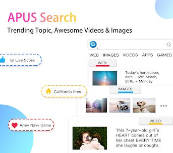 APUS Launcher: Themes, 3D Wallpapers, Call Flash Mod 3.10.30 Apk [Unlocked] 4