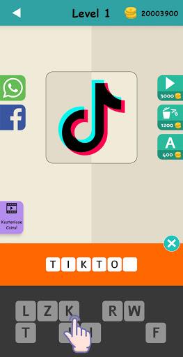 Logo Test: Germany Brands Quiz, Guess Trivia Game  screenshots 2