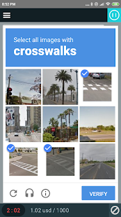 RuCaptcha Bot Screenshot