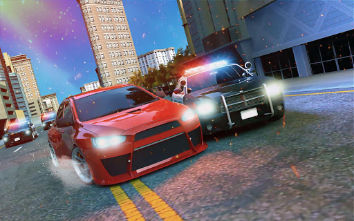 Police Car Chase - Mission 2020 Escape Game android2mod screenshots 2