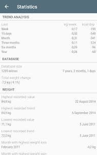Libra – Weight Manager [PRO] [MOD EXTRA] Apk Download 4