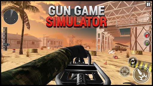 Gun Game Simulator : Free Fire Gunner Simulation 1.0.10 screenshots 1