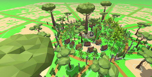 Plant The World - Multiplayer GPS Location Game screenshots 12