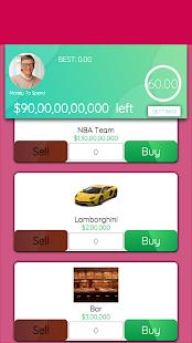 Spend Bill Gates Money 0.6 Screenshots 6