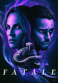 """alt=""""After a wild one-night stand, Derrick (Michael Ealy), a successful sports agent, watches his perfect life slowly disappear when he discovers that the sexy and mysterious woman he risked everything for, is a determined police detective (Hilary Swank) who entangles him in her latest investigation. As he tries desperately to put the pieces together, he falls deeper into her trap, risking his family, his career, and even his life. FATALE is a suspenseful and provocative psychological thriller and an unpredictable game of cat and mouse where one mistake can change your life.    CAST AND CREDITS  Actors Hilary Swank, Michael Ealy  Producers Deon Taylor, Robert F. Smith, Roxanne Avent  Director Deon Taylor  Writers David Loughery"""""""