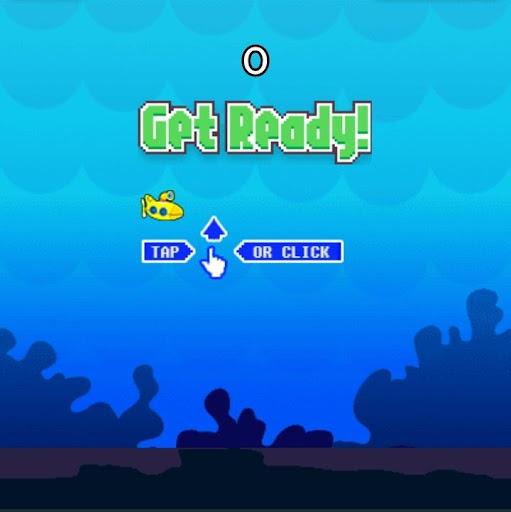 submarine escape screenshot 1