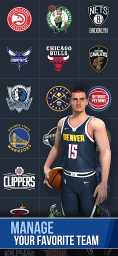 NBA Ball Stars apkslow screenshots 3