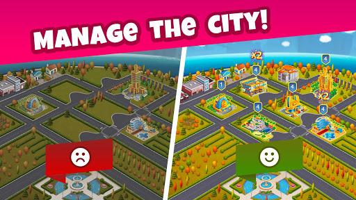 Pocket Tower: Building Game & Megapolis Kings 3.20.7 screenshots 8