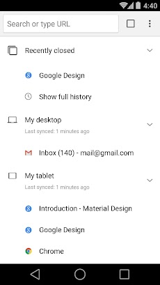 Chrome Devのおすすめ画像4