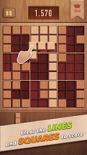 Woody 99 – Sudoku Block Puzzle – Free Mind Games 1