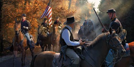 War and Peace: The #1 Civil War Strategy Game 2021.2.1 Screenshots 12