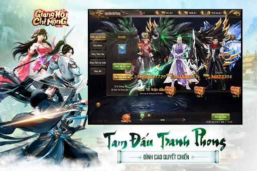 Giang Hu1ed3 Chi Mu1ed9ng - Tuyet The Vo Lam  screenshots 5
