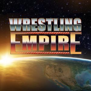 Wrestling Empire 1.0.7 by MDickie logo