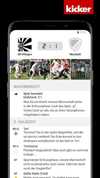 FC 08 Villingen screenshot 1