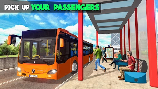 Bus Coach Driving Simulator For Pc (Windows And Mac) Download Now 1
