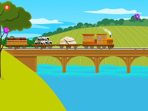 Train Builder - Train simulator & driving Games 1.1.4 screenshots 15