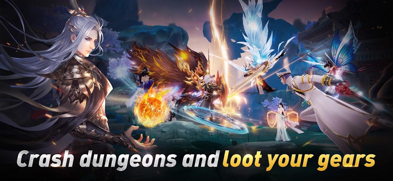Soul Crush: Kongfu World screenshot 11