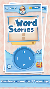 Word stories - Design Dream home