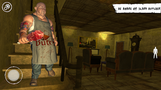 Scary Mr Butcher & Psychopath Butcher Hunt screenshots 1