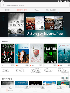 LitRes: Read and Listen online Apk Download, NEW 2021 6