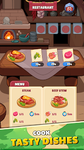 Forge Hero: Epic Cooking Adventure Game Mod Apk 0.0.1 (Lots of Money) 5